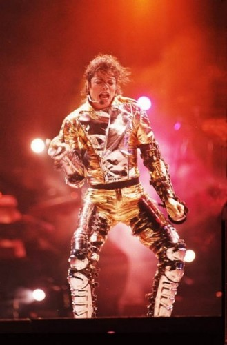 MJ at Aloha Stadium Concert