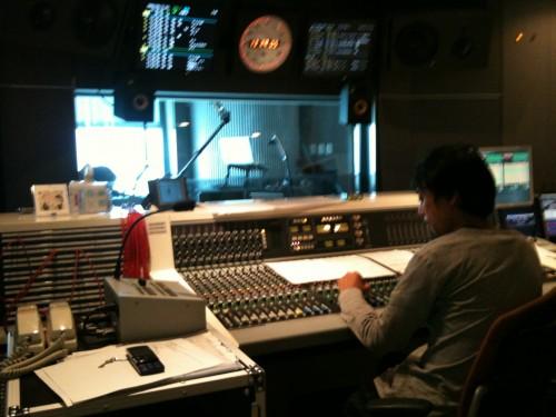 J-WAVE studios