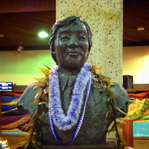 Richard Kawakami Statue