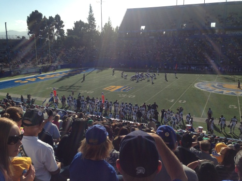 UH Football vs. San Jose St.
